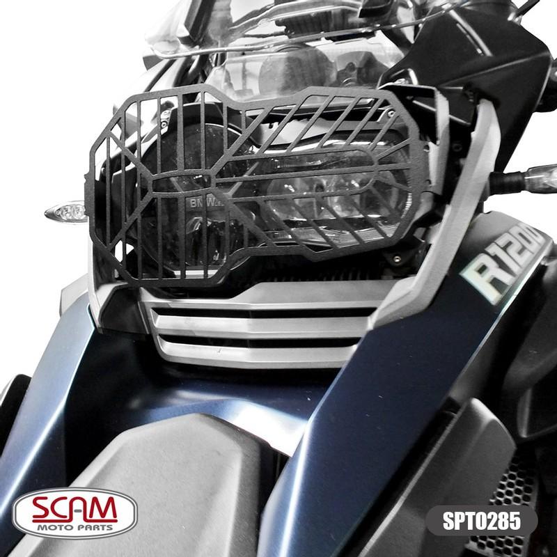 Spto285 Scam Protetor Farol R1200gs Adventure 2013+