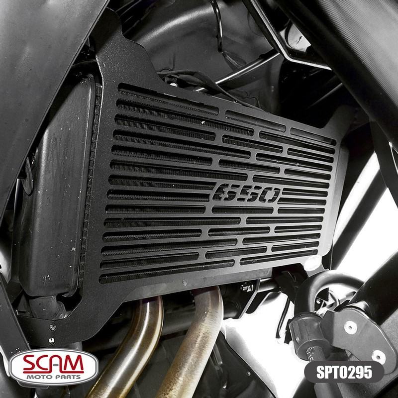 Spto295 Protetor Radiador Kawasaki Versys650 Tourer 2015+