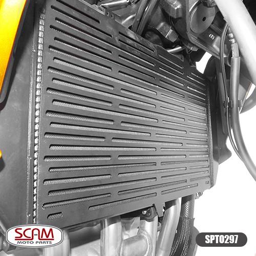 Spto297 Scam Protetor Radiador Kawasaki Versys1000 2015+
