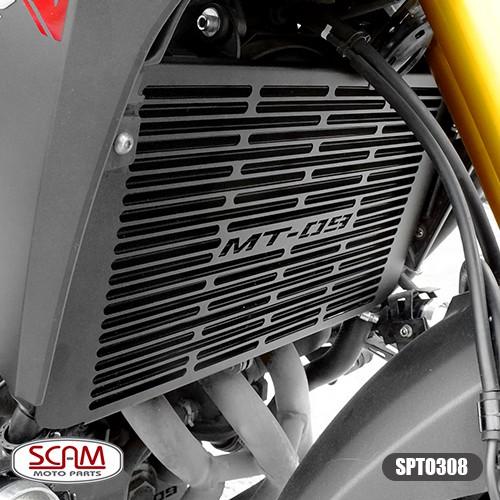 Spto308 Scam Protetor Radiador Yamaha Mt09 Tracer 2015+