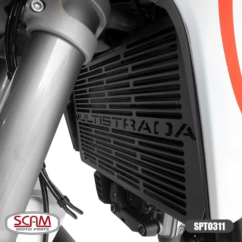 Spto311 Scam Protetor Radiador Multistrada1200 Enduro 2016+