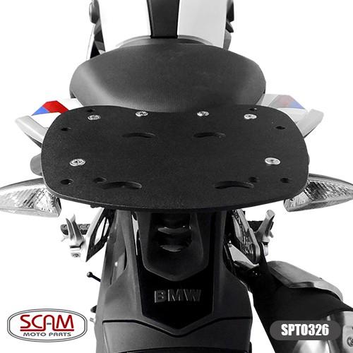 Spto326 Scam Suporte Baú Superior Bmw G310r 2017+