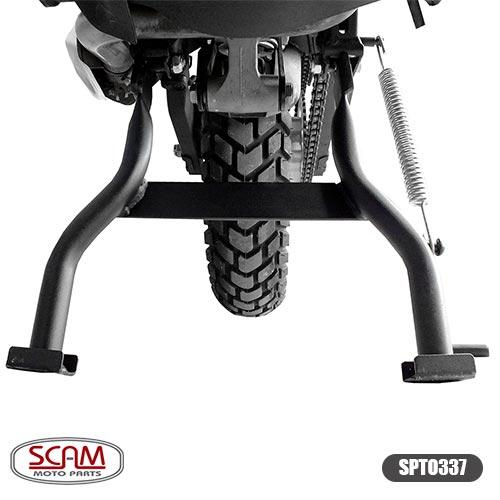 Spto337 Scam Cavalete Central Kawasaki Versys-x300 2018+
