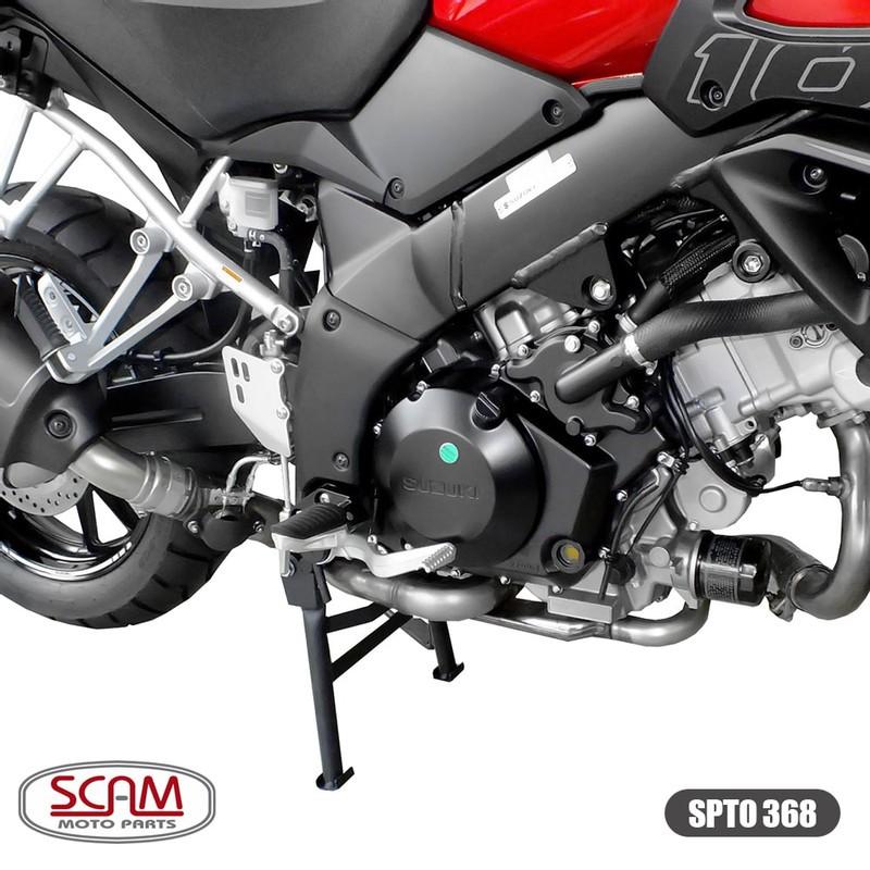 Spto368 Scam Cavalete Central Suzuki V-strom1000 2014+