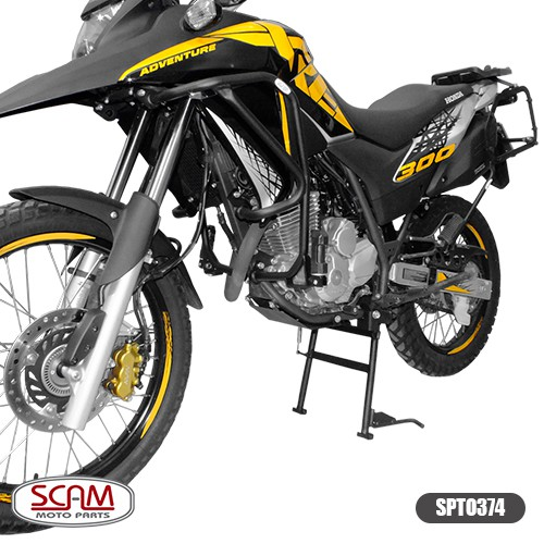 Spto374 Scam Cavalete Central Honda Xre300 2010+