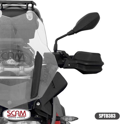 Spto383 Scam Protetor De Mao Bmw R1200gs Adventure 2013+