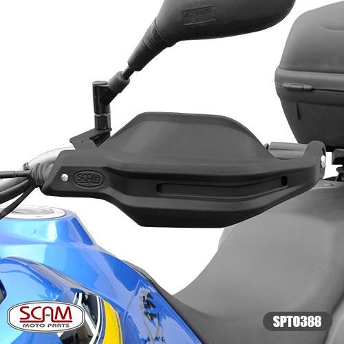 Spto388 Scam Protetor De Mao Yamaha Tenere660 2011+