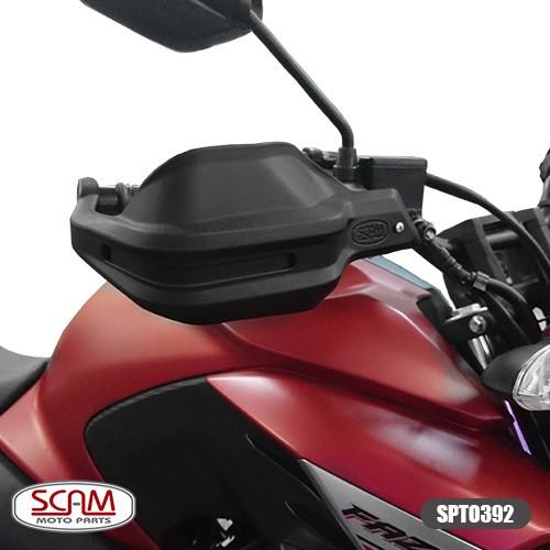Spto392 Scam Protetor De Mao Yamaha Fazer250 2006+