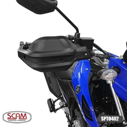 Spto402 Scam Protetor De Mao Yamaha Crosser150 2014+
