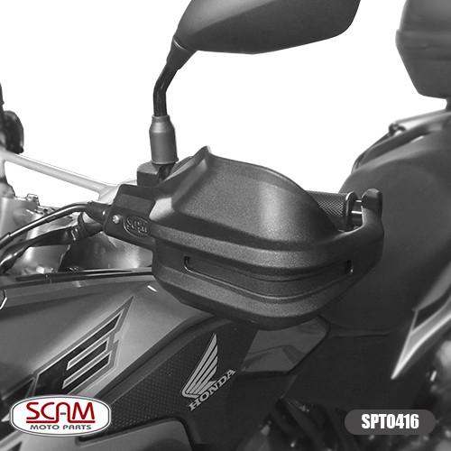 Spto416 Protetor De Mao Punho Honda Xre300 2016+