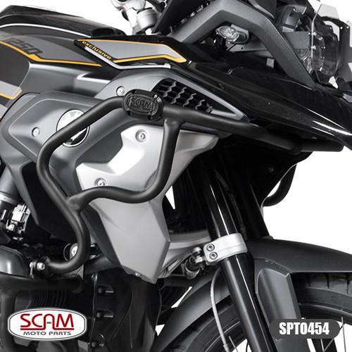 Spto454 Protetor Motor Carenagem Bmw R1250gs 19+ Preto/prata