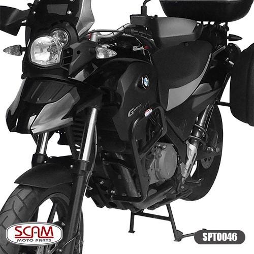 Sptop046 Scam Protetor Motor Carenagem Bmw G650gs 2009+