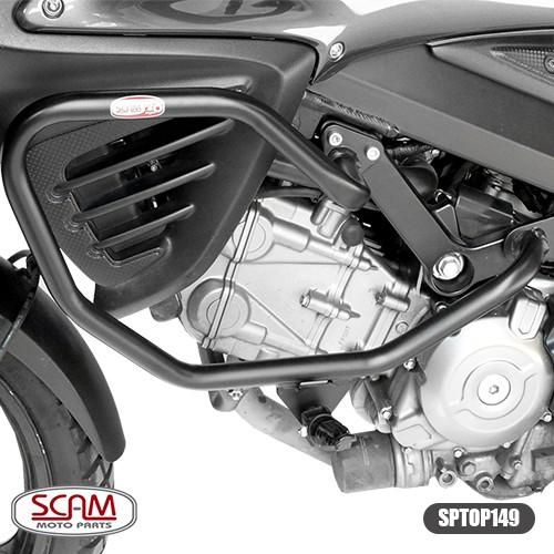 Sptop149 Scam Protetor Motor Carenagem V-strom650 2002-2013