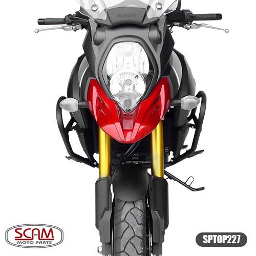 Sptop227 Scam Protetor Motor Carenagem V-strom1000 2014+