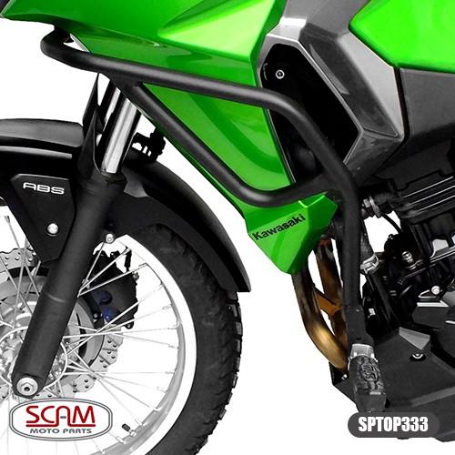 Sptop333 Scam Protetor Motor Carenagem Versys-x300 2018+