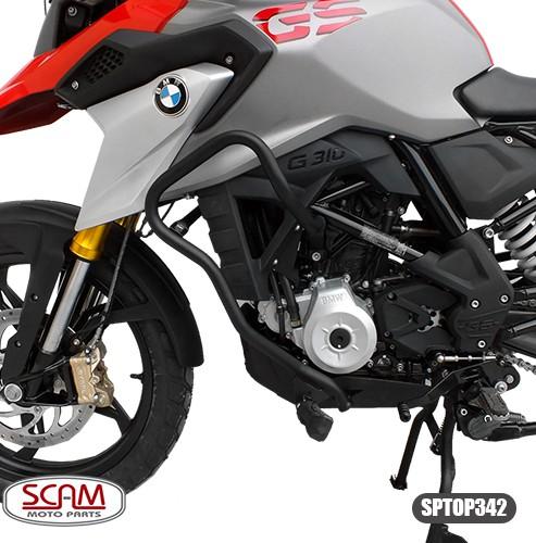 Sptop342 Scam Protetor Motor Carenagem Bmw G310gs 2018+