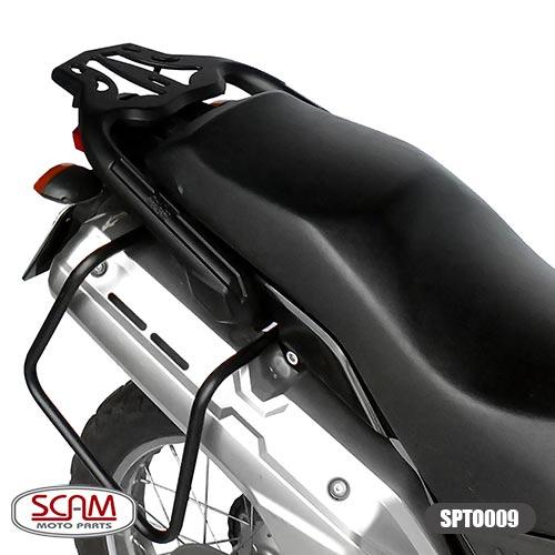 Suporte Bagageiro Baú Superior Yamaha Tenere 250 2014 - Scam