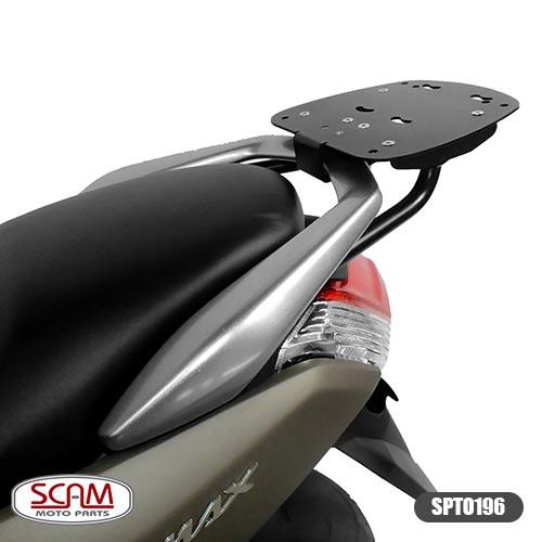 Suporte Bagageiro Traseiro Baú Nmax 160 N Max Yamaha Scam