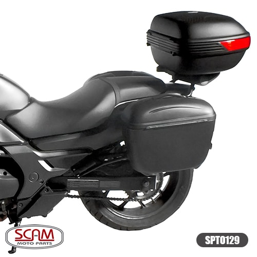 Suporte Bau Lateral Ctx700n Ctx 700n Ctx 700 Scam Honda