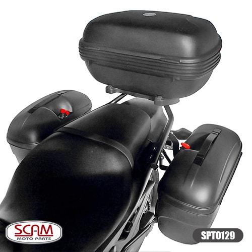 Suporte Bau Lateral Ctx 750n Ctx750n Ctx 750 Honda Scam
