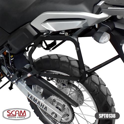 Suporte Baú Lateral Yamaha Tenere250 2016+ Spto138 Scam