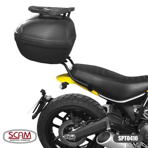 Suporte Baú Superior Ducati Scambler800 2016+ Spto410 Scam