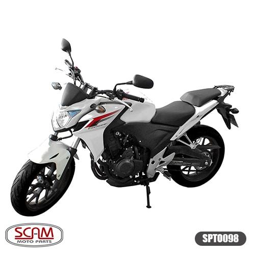 Suporte Baú Superior Honda Cb500f 2014-2015 Spto098 Scam