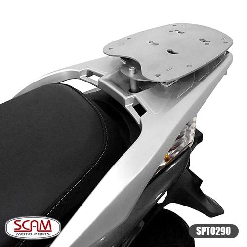 Suporte Baú Superior Honda Sh300i 2016+ Spta290 Scam