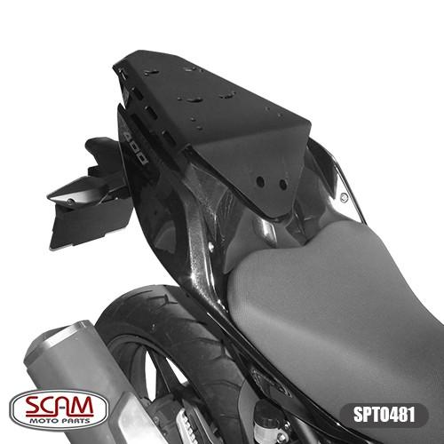 Suporte Baú Superior Ninja400 2019+ Scam Spto481