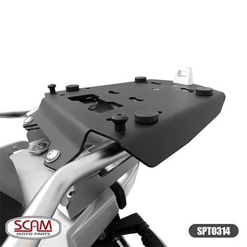 Suporte Baú Superior R1200gs Adventure 2013+ Spto314 Scam