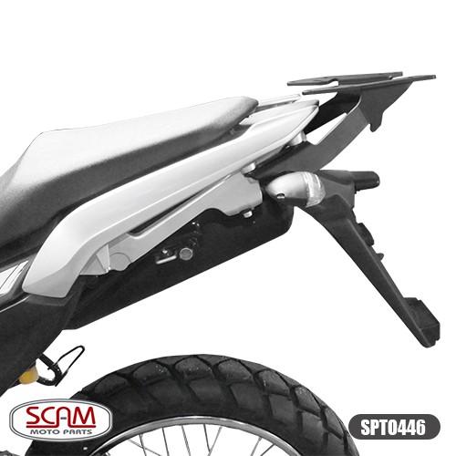 Suporte Baú Superior Yamaha Lander250 2019+ Spto446 Scam
