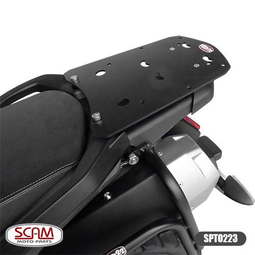 Suporte Baú Superior Yamaha Tenere660 2011+ Spto223 Scam