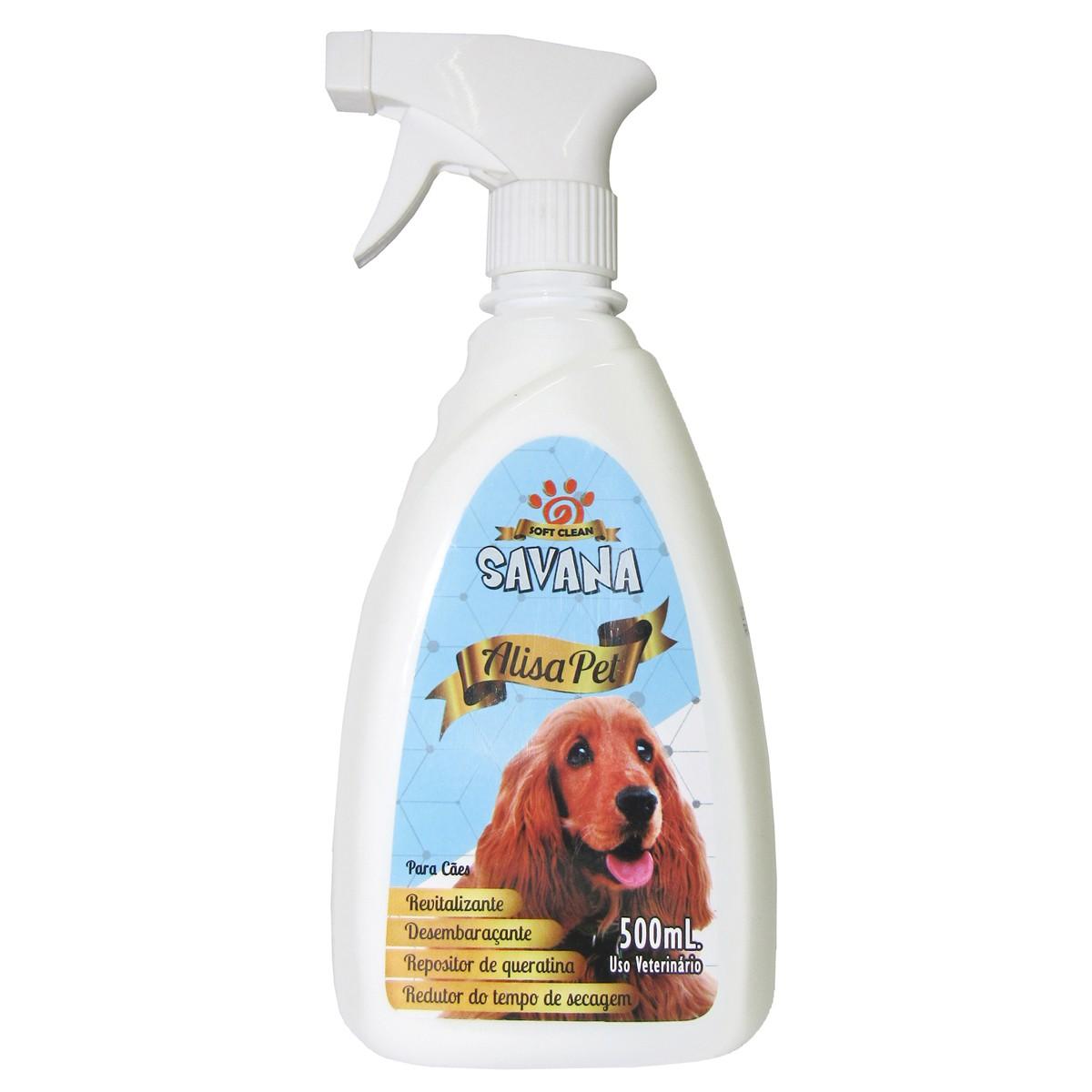 Alisapet Spray 500ml Savana Pet