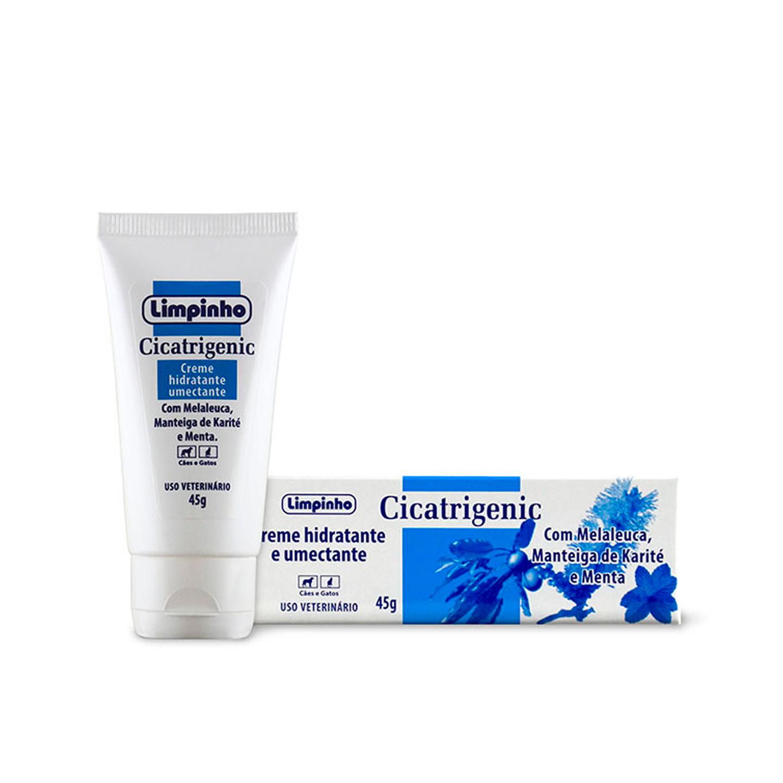 Creme Hidratante Umectante Cicatrigenic Limpinho 45g