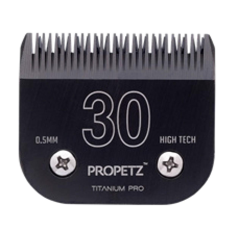 Lamina 30 Premium Titanium Propetz - 0,5mm
