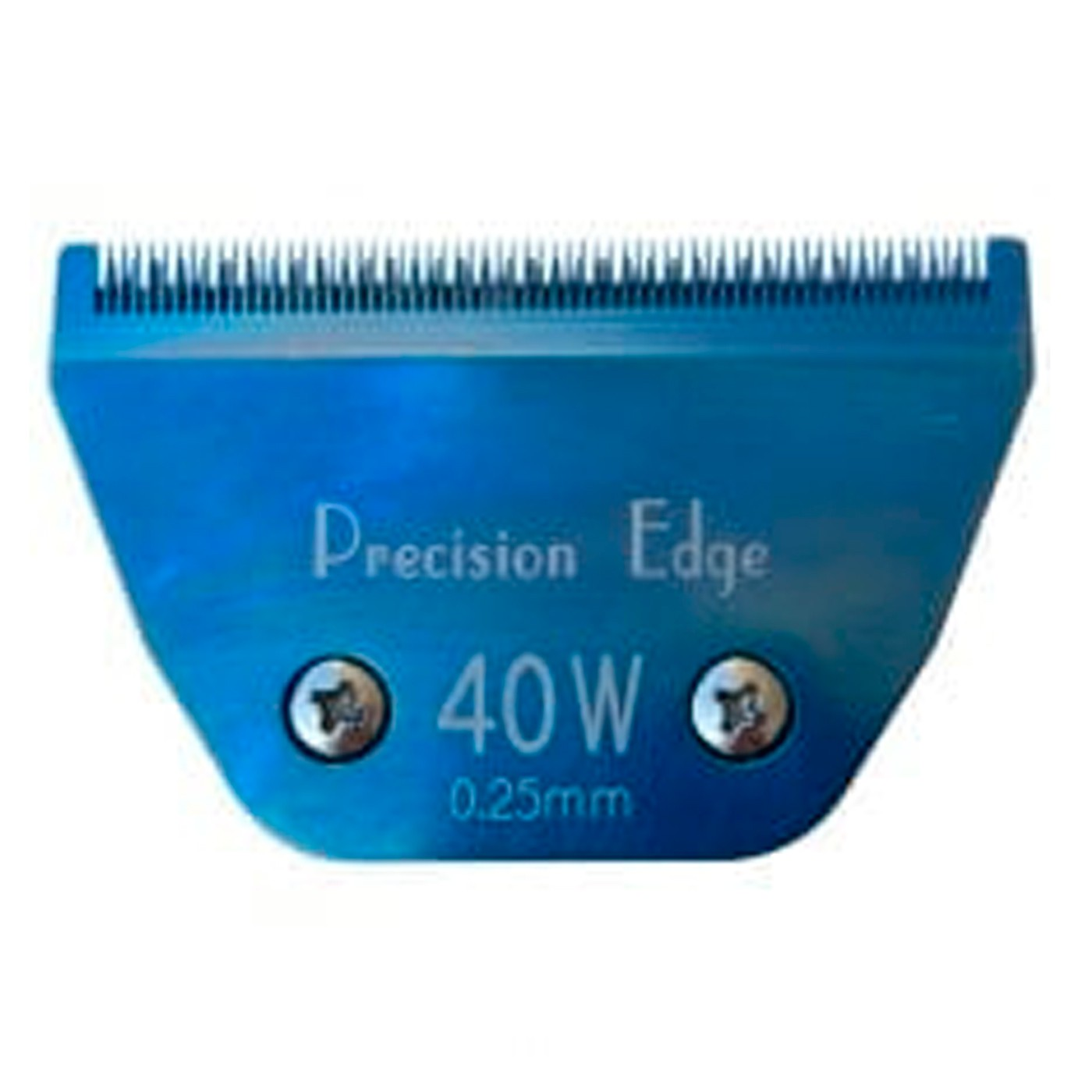 Lâmina Precision Edge 40 Wide Blue - 0,25mm