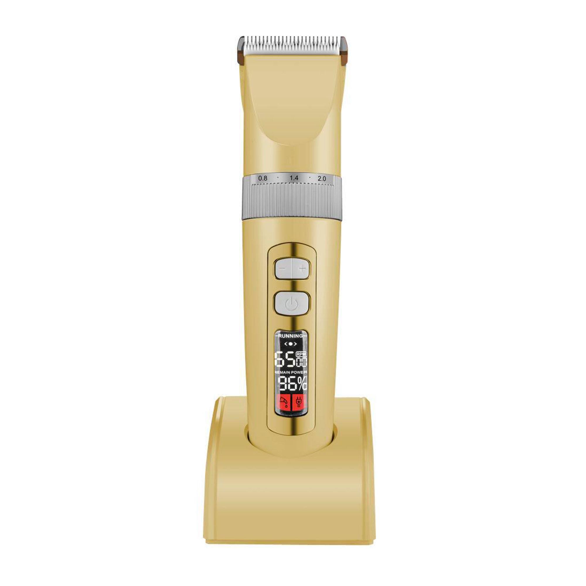 Máquina de Tosa Precision Edge A8S Sem Fio Ouro