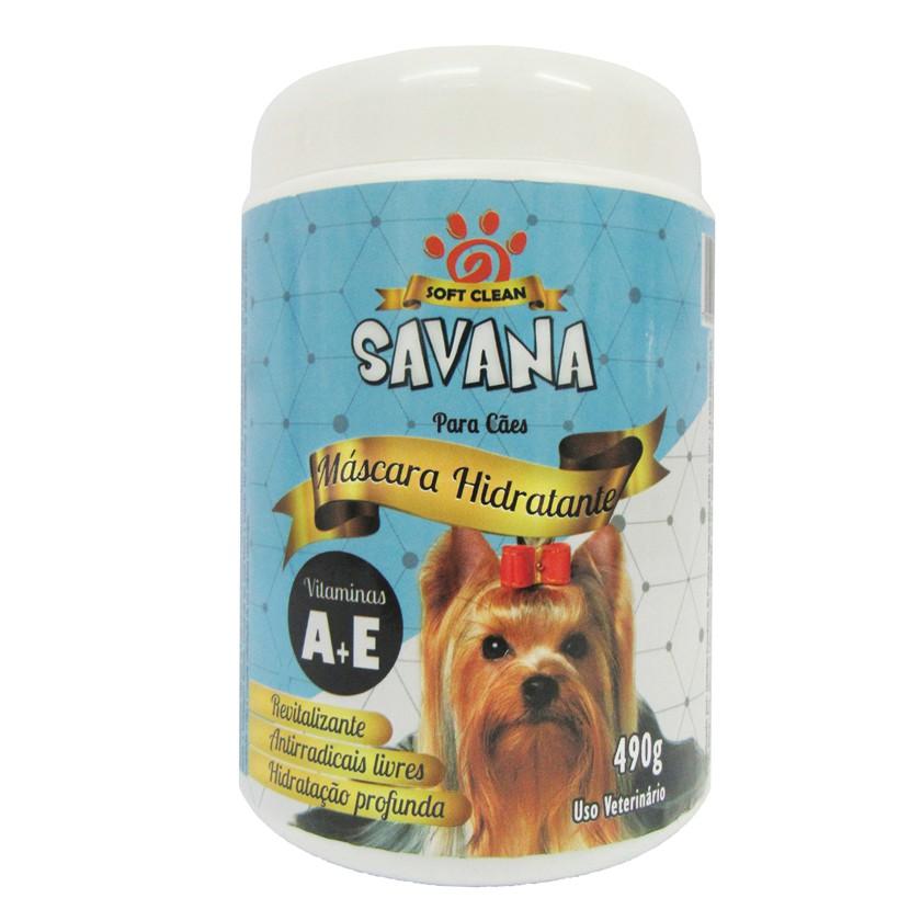 Máscara de Hidratação A+E Savana Soft 490g