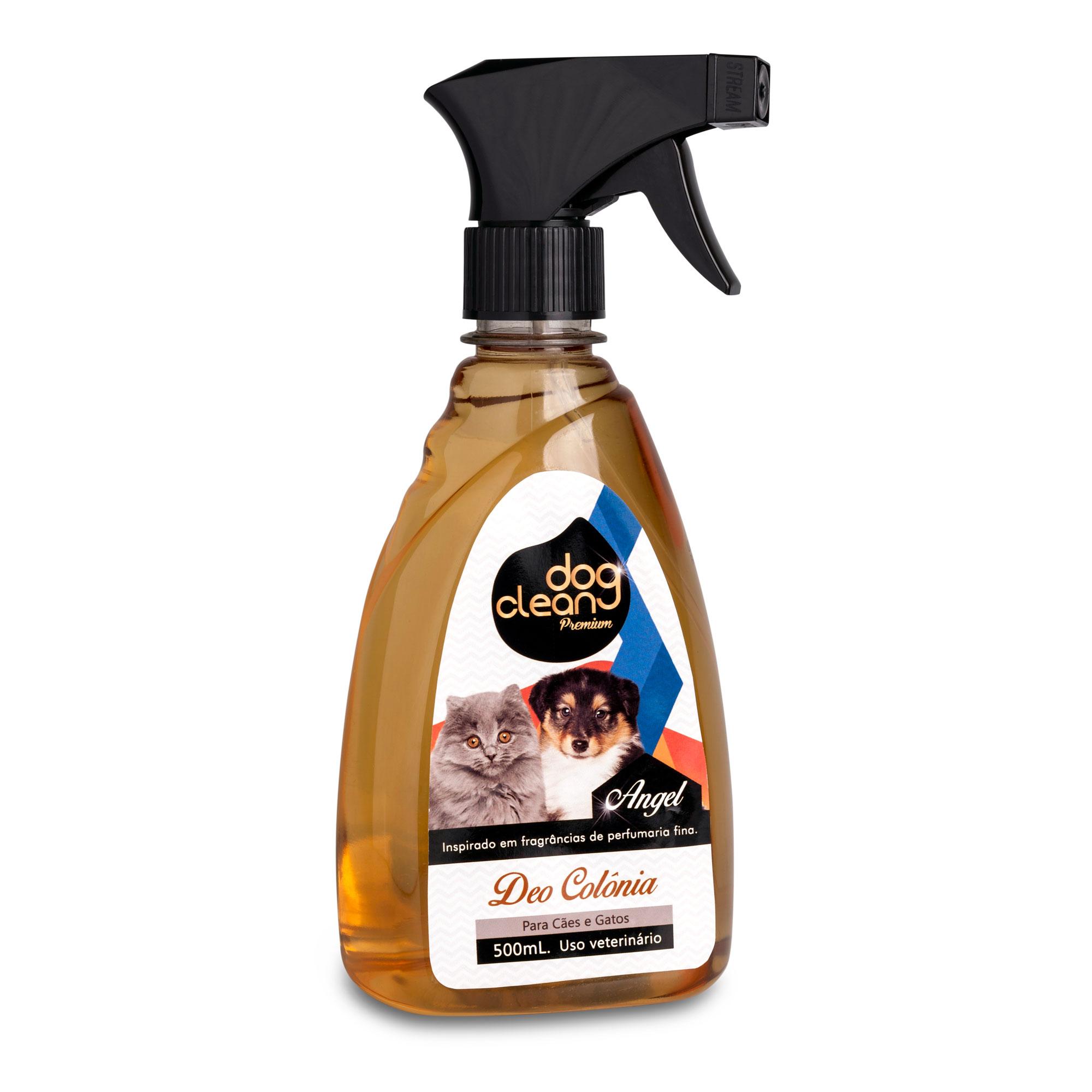 Perfume Deo Colônia Angel 500ml Dog Clean