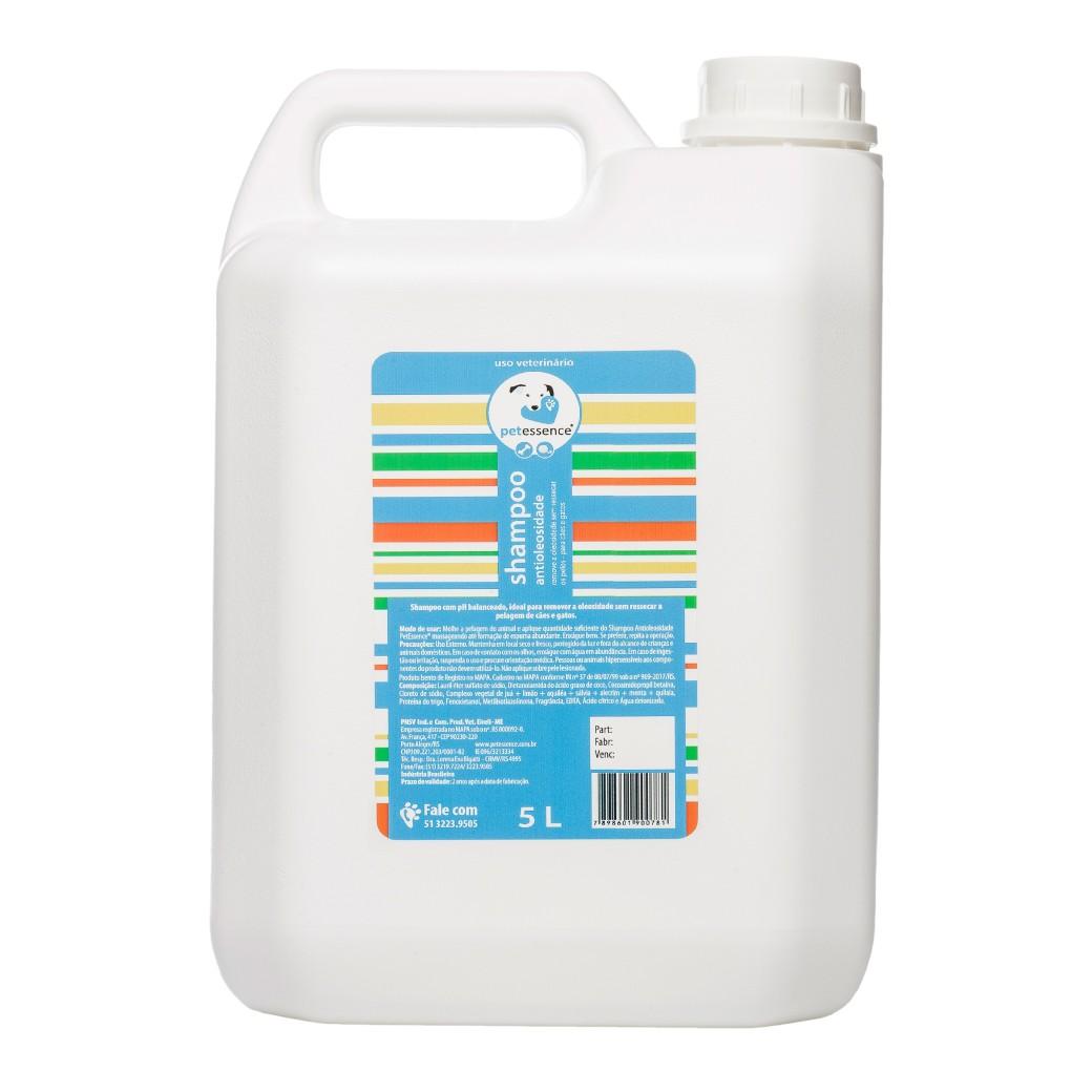 Shampoo Antioleosidade 5L PetEssence