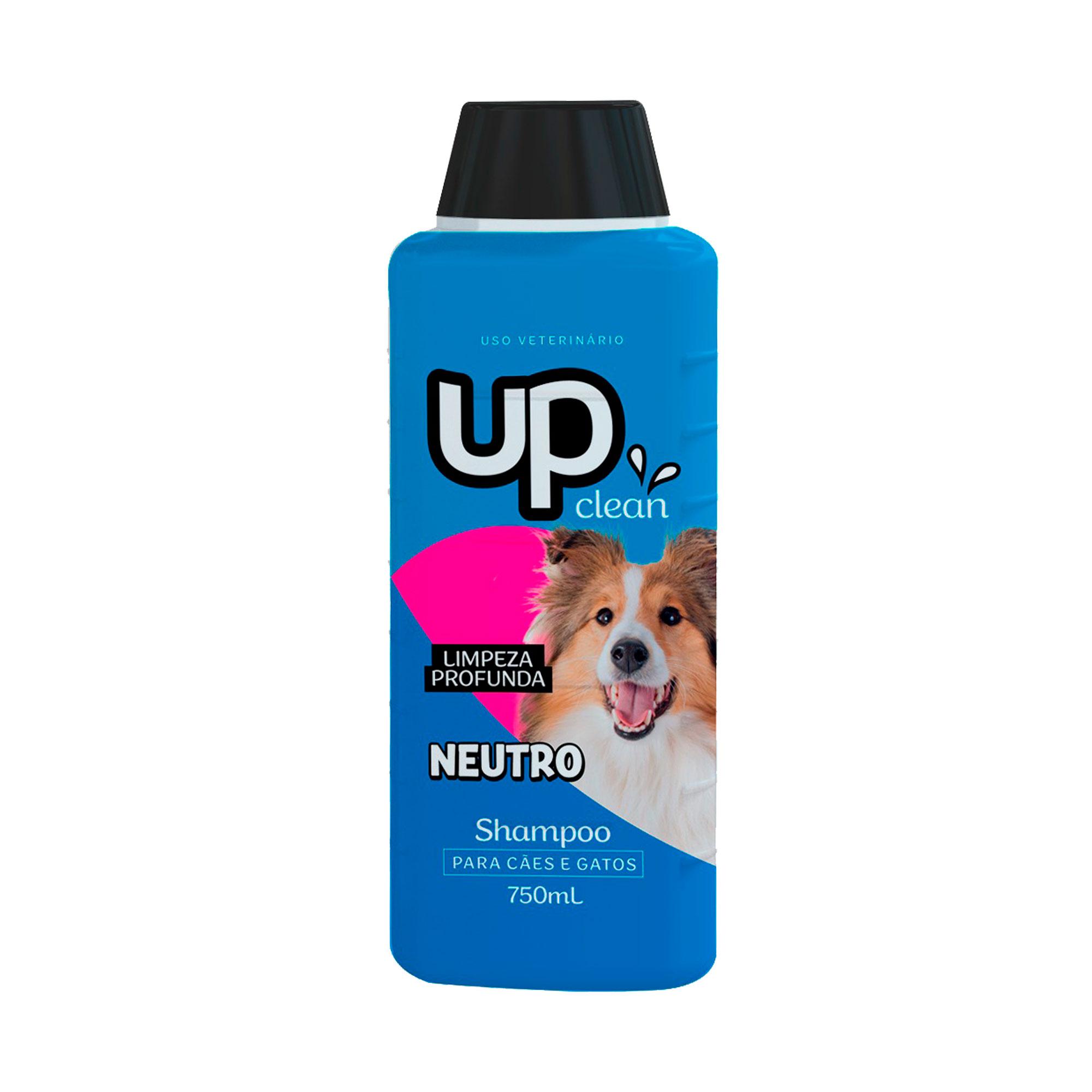 Shampoo Neutro 750ml Up Clean