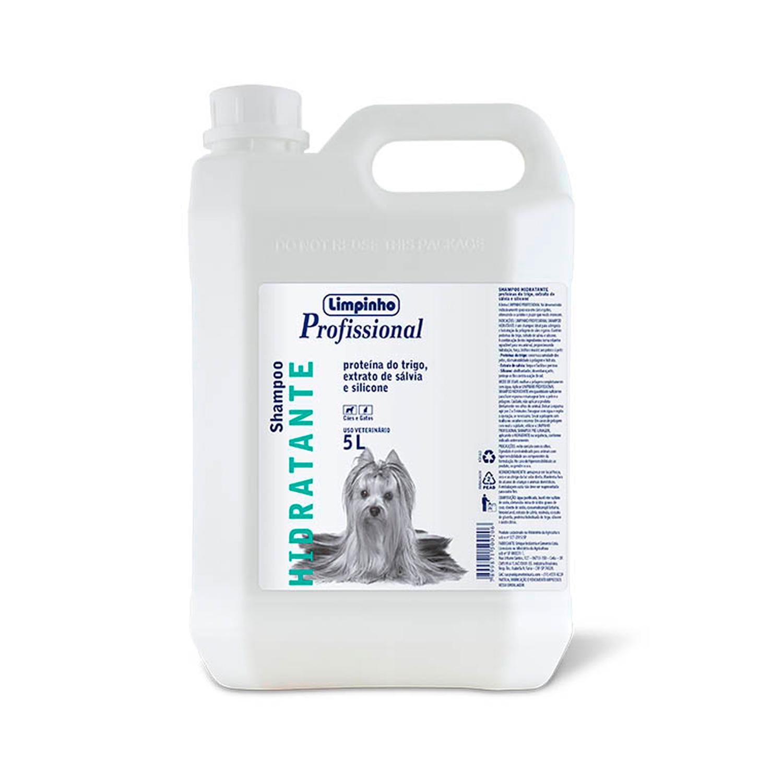 Shampoo Profissional Hidratante Limpinho 5L
