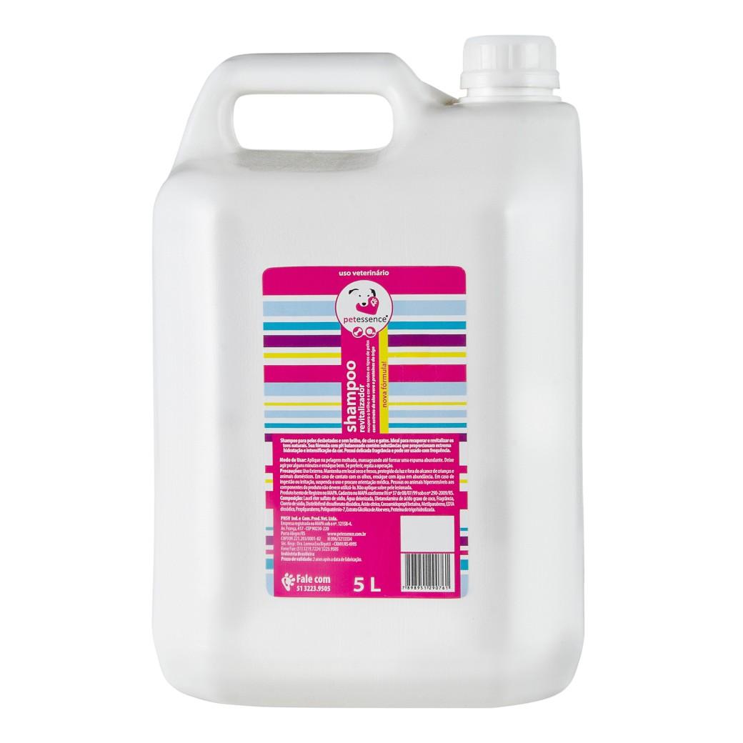 Shampoo Revitalizador 5L PetEssence