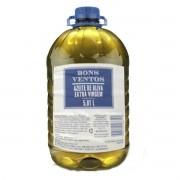 Azeite de Olive 5,01L Português Bons Ventos Extra Virgem