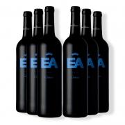 Caixa com 6 Vinhos Português Tinto Cartuxa EA 750ml