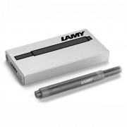 Caixa de Refil Tinteiro Preto Lamy 5 unidades 1,5ml 1602075