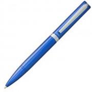 Caneta Esferográfica Platinum Azul YW10056A - Crown