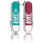 Canivete Suiço Victorinox Classic Edição Limitada 2012 Sneakers 0.6223.L1210