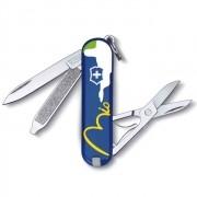 Canivete Suíço Victorinox Classic Rio de Janeiro Azul 58 mm 0.6223.2RIO