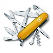 Canivete Suíço Victorinox Huntsman Amarelo Special Production Limited  91 mm 1.3713.8